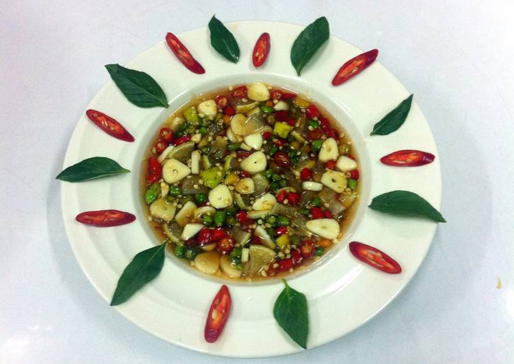 Chillies And Fish Sauce
