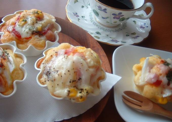 Recipe: Tasty Breakfast Muffins with Your Favorite Fillings