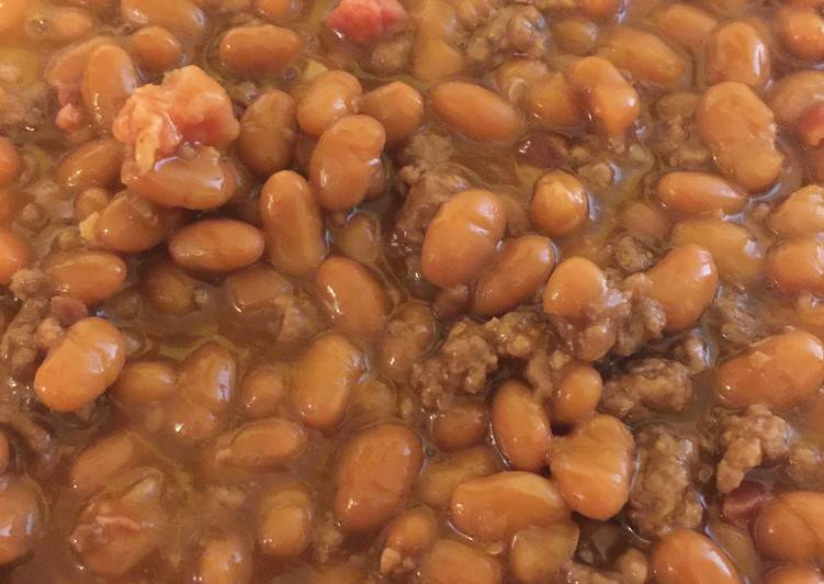 Steps to Make Homemade The Best Baked Beans