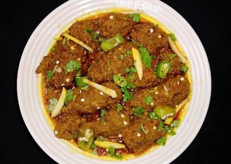 Top 100 Dinner Ideas Homemade Kabab Karahi