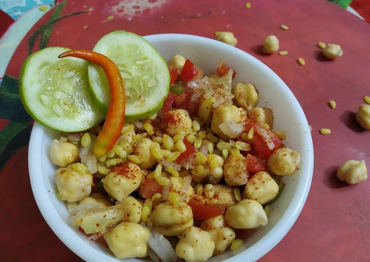 What is Dinner Easy Award Winning Chana chaat