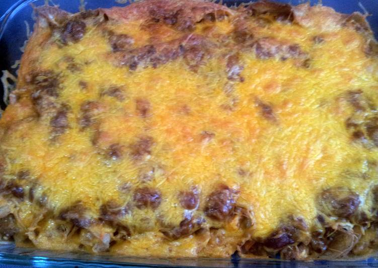 Mely's ultimate enchiladas