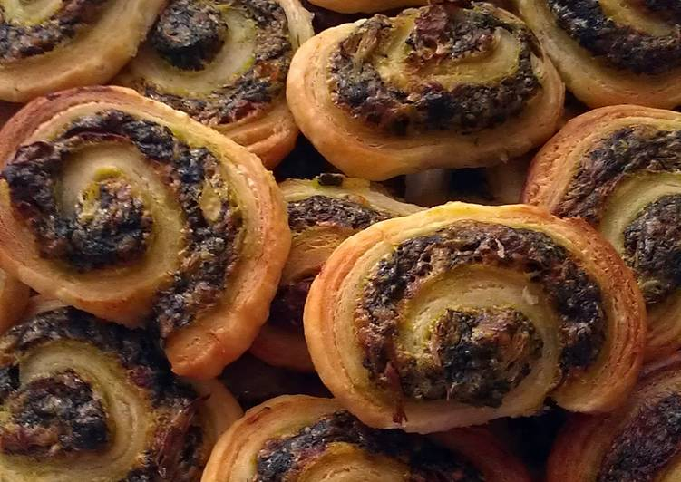 Healthy Recipe: Delicious Vickys Artichoke & Spinach Pinwheels, GF DF EF SF NF