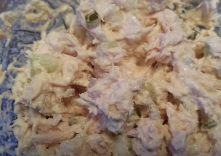 Step-by-Step Guide to Make Perfect Tuna fish salad