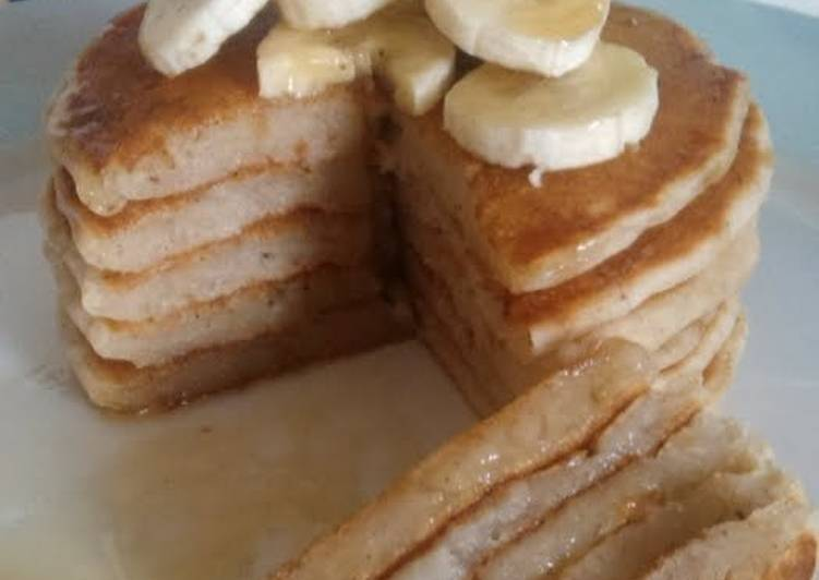 How to Prepare Perfect Vickys Banana Cinnamon Pancakes GF DF EF SF NF