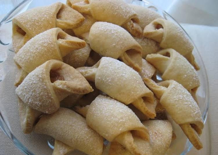 Turkish Soft Apple Cookies