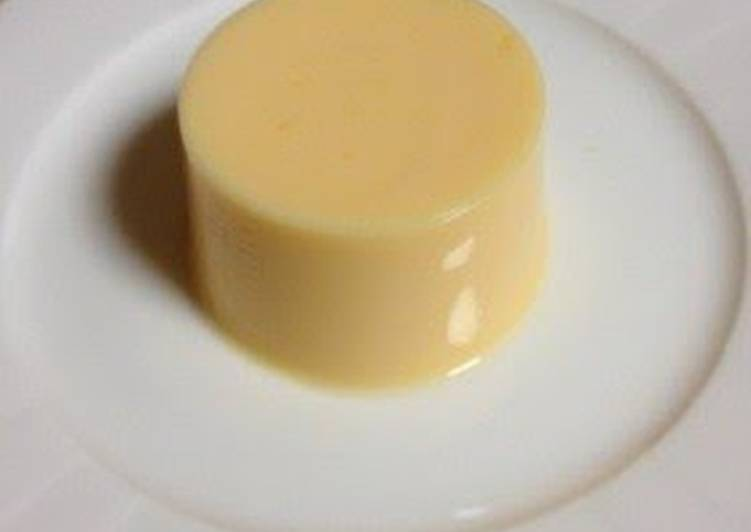 5 Minute How to Prepare Refreshing Egg Jello
