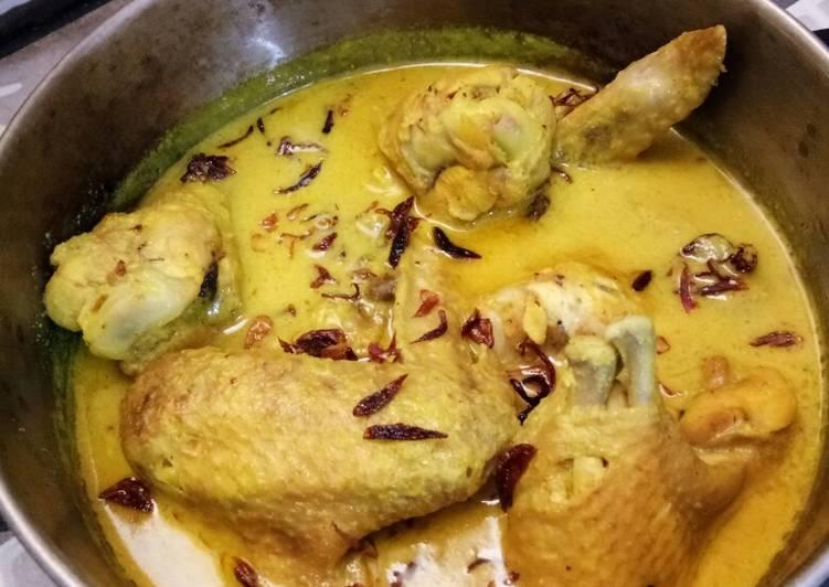 Cara Membuat Opor ayam sederhana murah