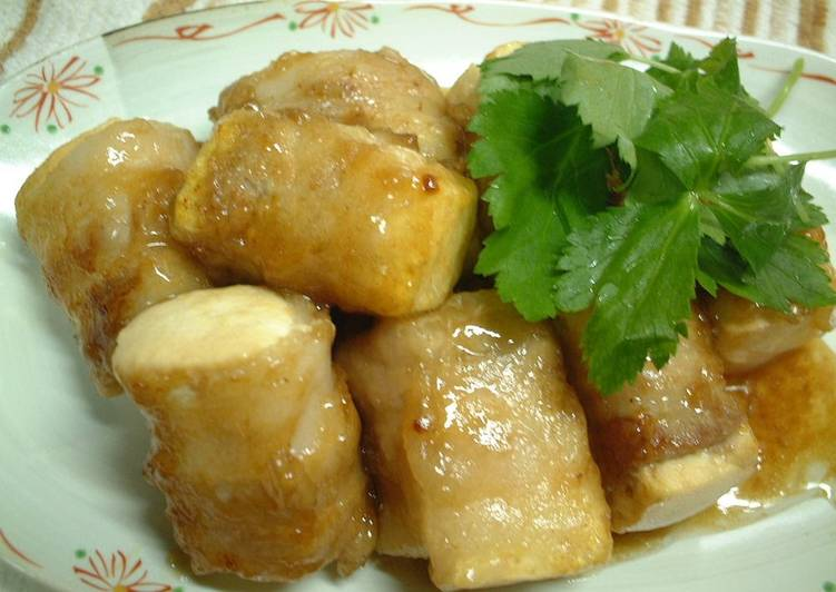 Step-by-Step Guide to Make Perfect Pork Belly Wrapped Tofu