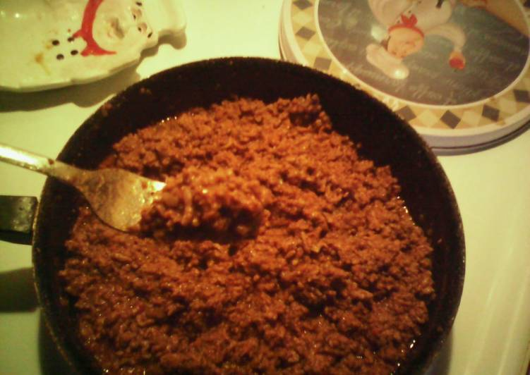 Recipe: Tasty Super Easy Taco Meat
