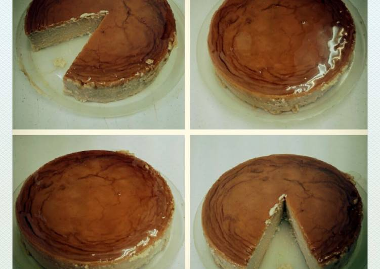Steps to Make Favorite Cream cheese flan
