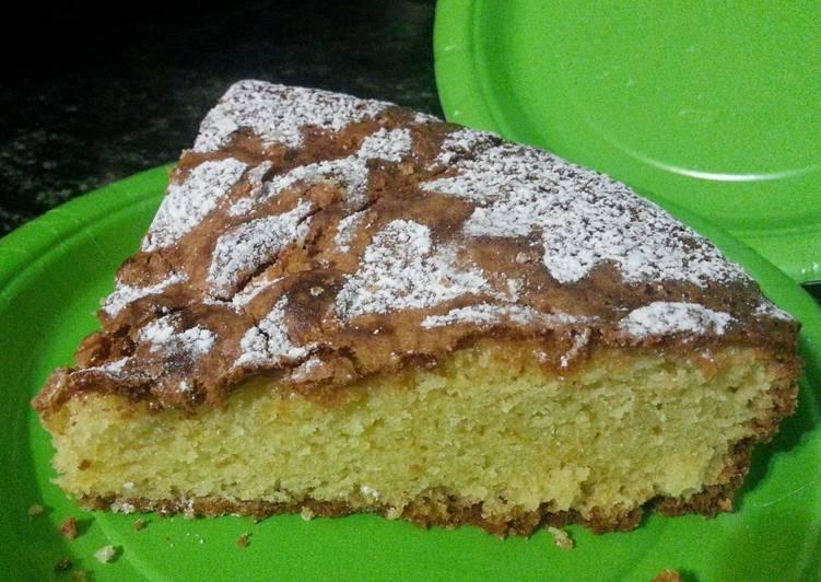 Italian Orange Almond Cake
