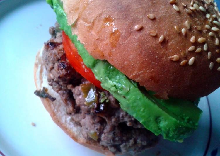 Jalapeño Burgers