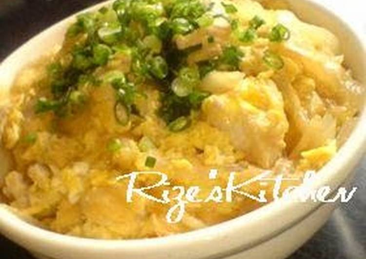 Step-by-Step Guide to Make Speedy Ridiculously Simple Oyako-don: Chicken and Egg Rice Bowl