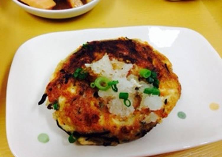 Steps to Prepare Ultimate Okara & Natto Faux Hamburger
