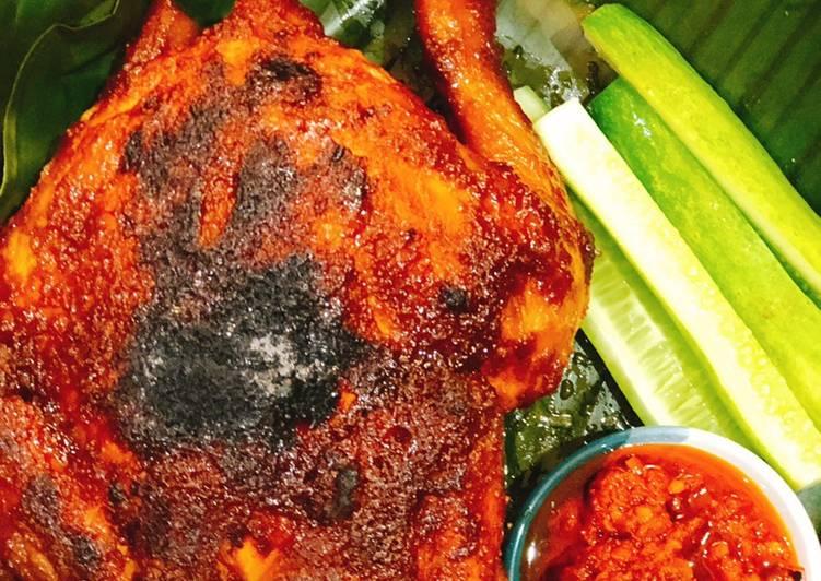 Langkah Mudah untuk Menyiapkan Ayam Bakar Anti Gagal