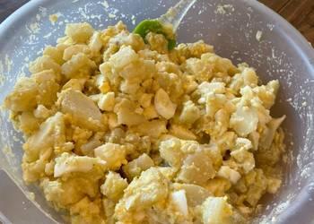 How to Prepare Appetizing German potatoes salad