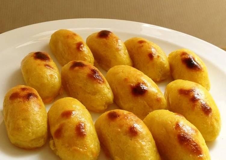 Easy ☆ Comfort Food ☆ My Sweet Potato Cakes