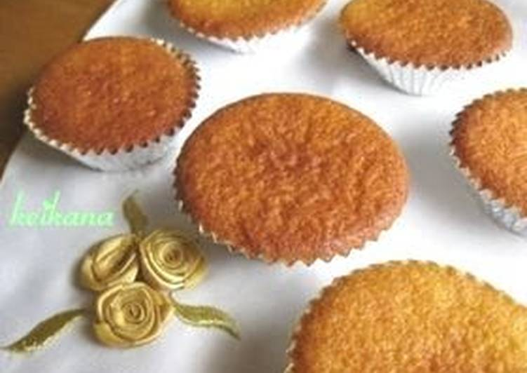 Steps to Make Ultimate Very Easy Madeleines Made with Pancake Mix