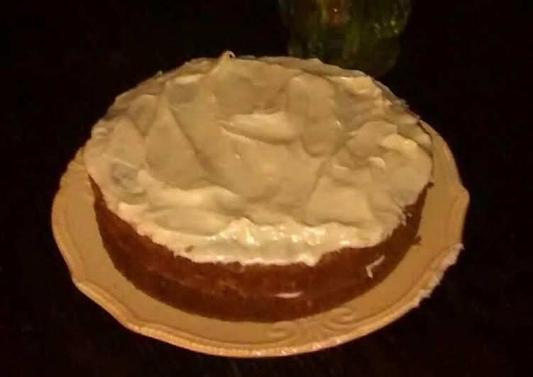 Mama's Carrot Cake