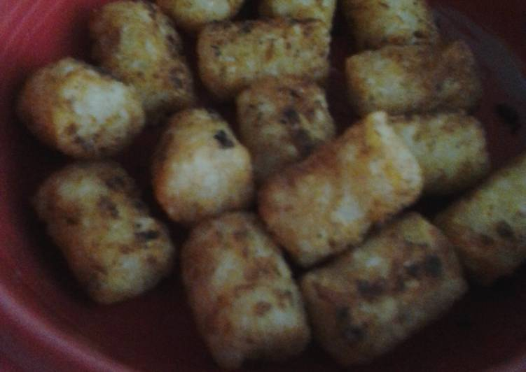 Most perfect tator tot seasoning - Laurie G Edwards