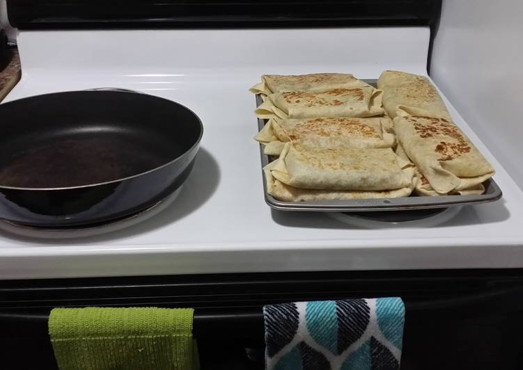 How to Make Yummy Western Burritos