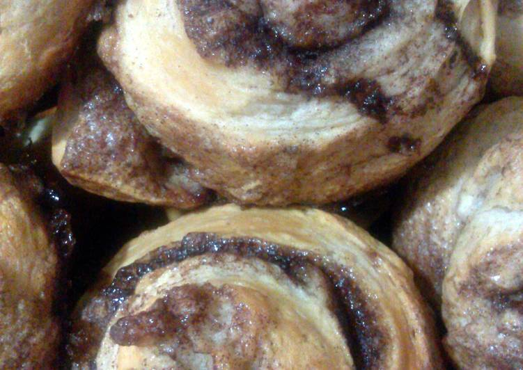 Step-by-Step Guide to Prepare Quick LAZY MOM CINNAMON ROLLS