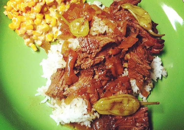 Recipe of Award-winning Best Beef Roast Slow Cooker/Crockpot/Ninja