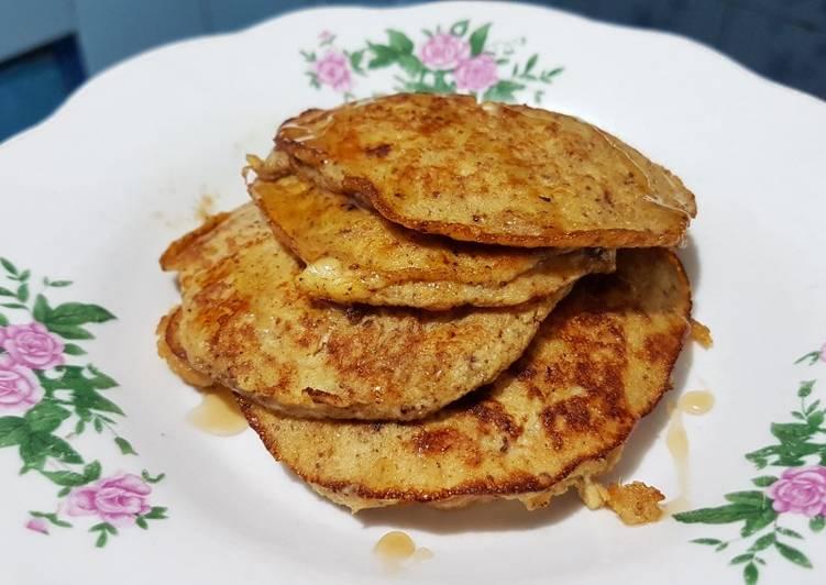 Resep Banana Pancake Favorit