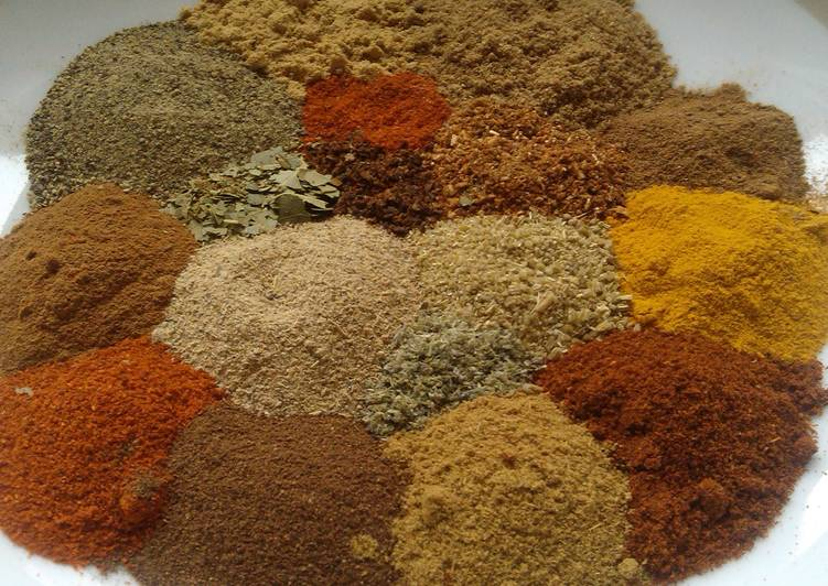 Recipe of Perfect Vickys Ras-El-Hanout Moroccan Spice Mix, Gluten, Dairy, Egg & Soy-Free