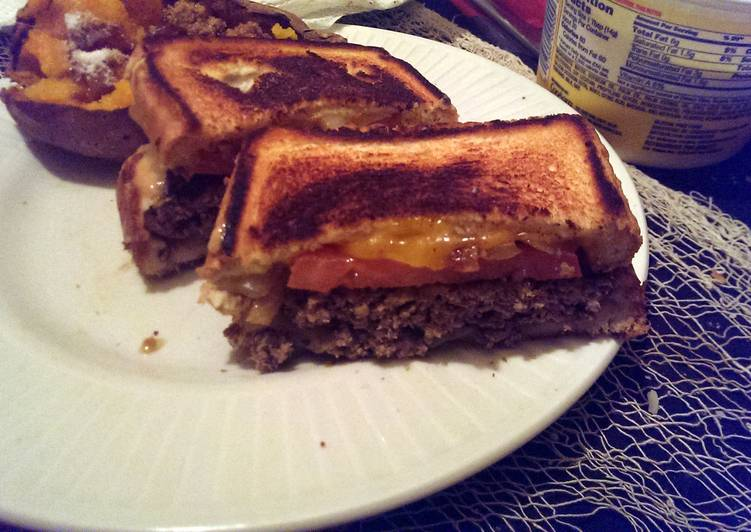 Ninis patty melts