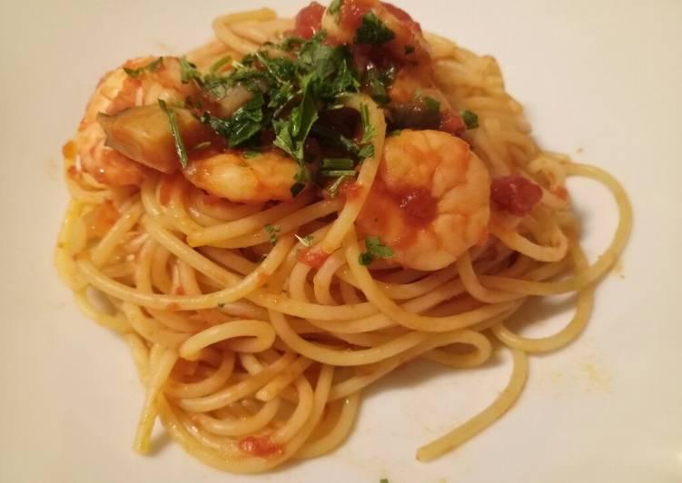 How to Make Perfect Spaghetti mare e monti