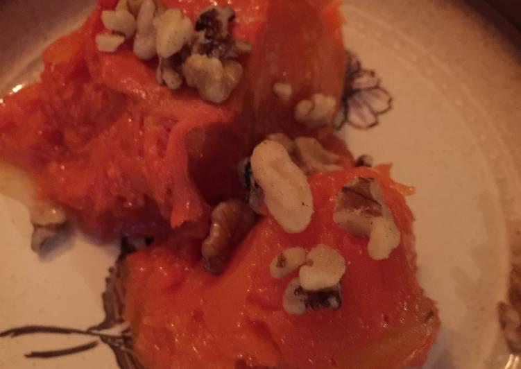 Recipe of Super Quick Homemade Pumpkin Dessert