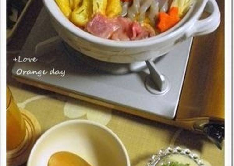 Warm You Up From the Inside Out! Hearty Miso Hot Pot