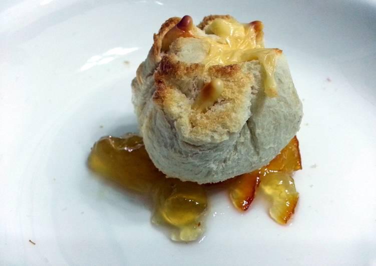 Recipe of Ultimate Cheese Bread Ball