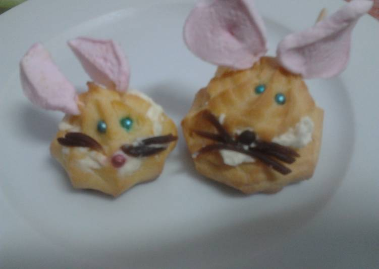 Ladybirds Choux Easter Bilbys