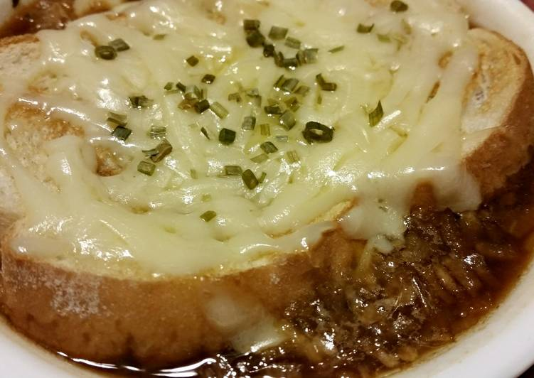 French Onion Soup, Choosing Fast Food That's Good For You