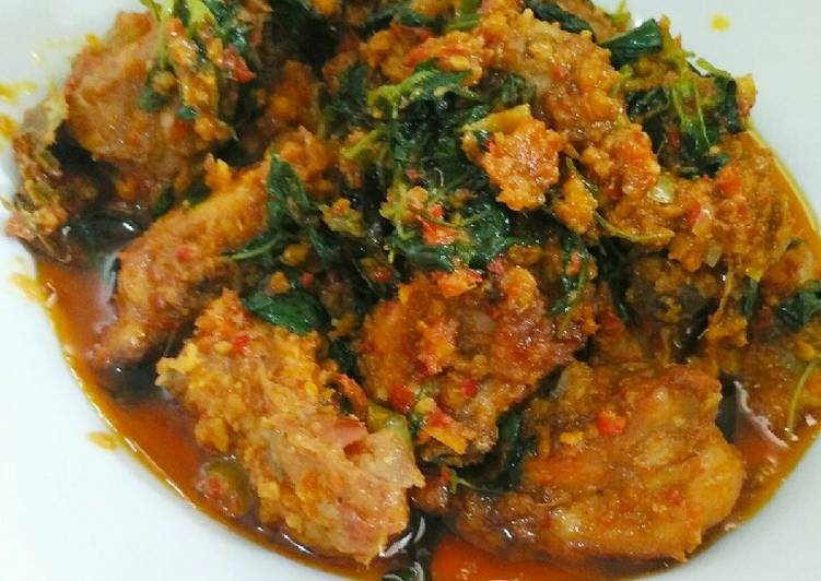 Resep Ayam Rica Rica Khas Manado, Bikin Ngiler