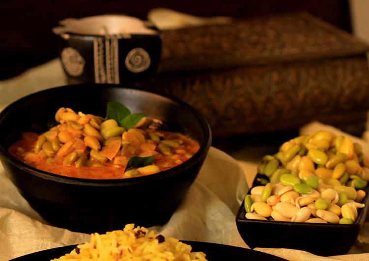 How to Prepare Perfect Avarebele(val) Huli/Curry