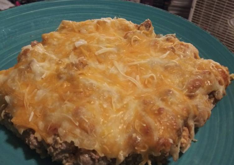 Recipe: Appetizing Southwest tater tot casserole