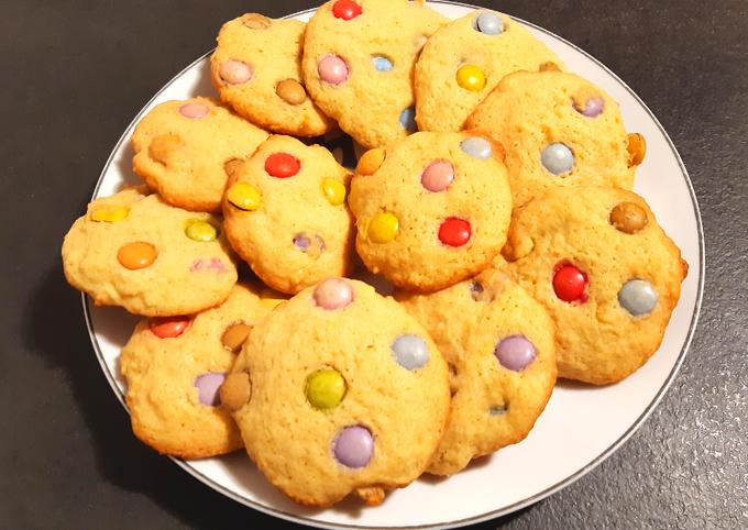 Cookies SMARTIES - NOISETTE