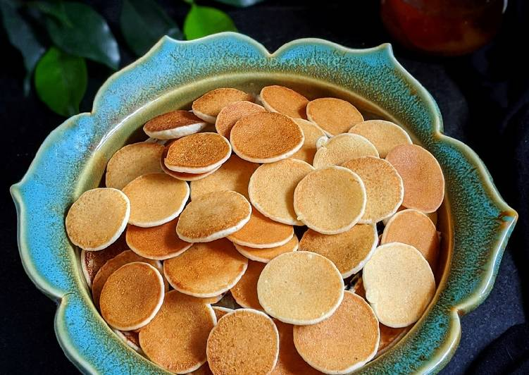How to Make Perfect Eggless Pancake Cereals