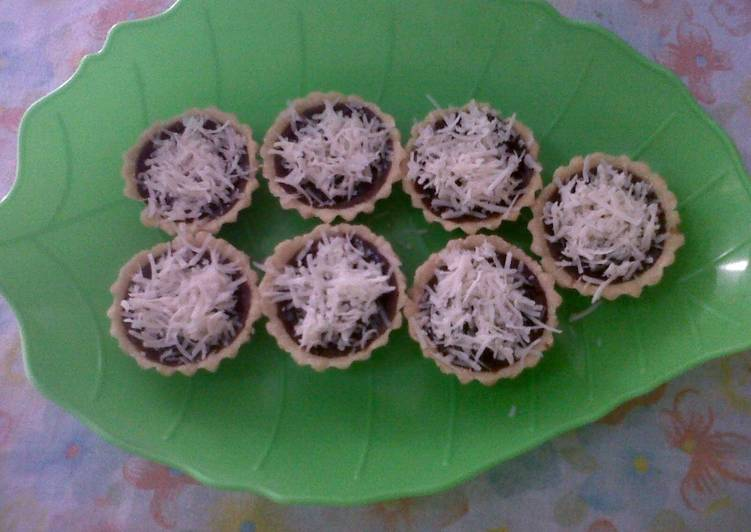 Resep Kue Pie Aliqa with fla cokelat Paling Top