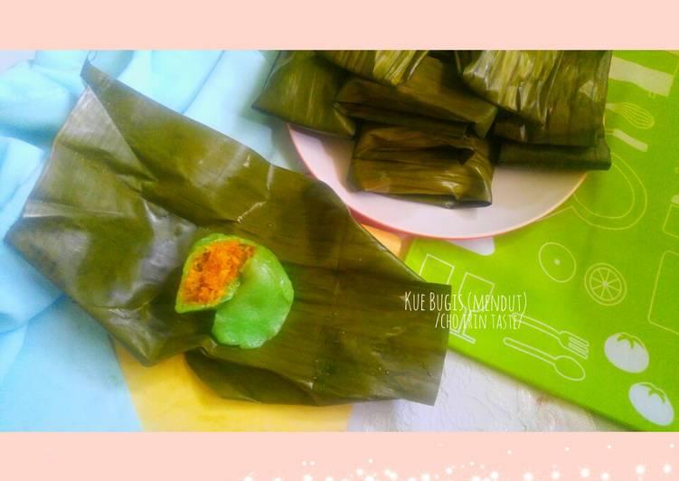 Kue Bugis (Mendut) - cookandrecipe.com