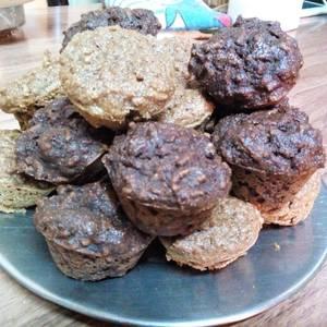 Mini muffin All Bran