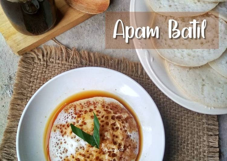 Apam Batil Barabai - ganmen-kokoku.com