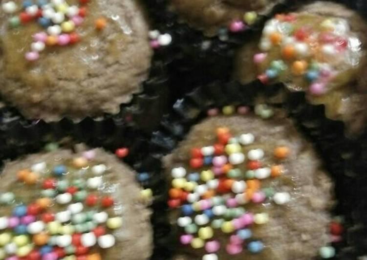 Cornflakes Cookies Coklat