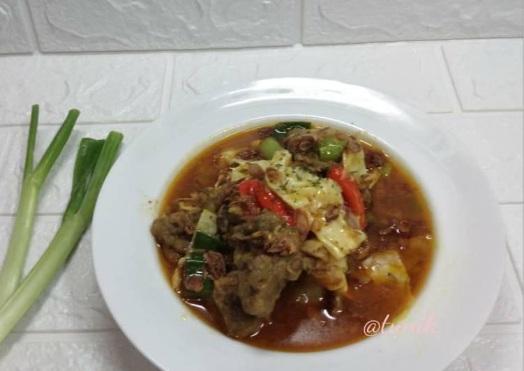 252. Tongseng Iga Sapi - cookandrecipe.com