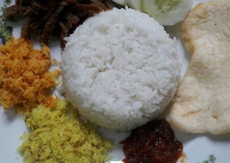 Cara Gampang Menyiapkan Nasi krawu gresik yang Lezat Sekali