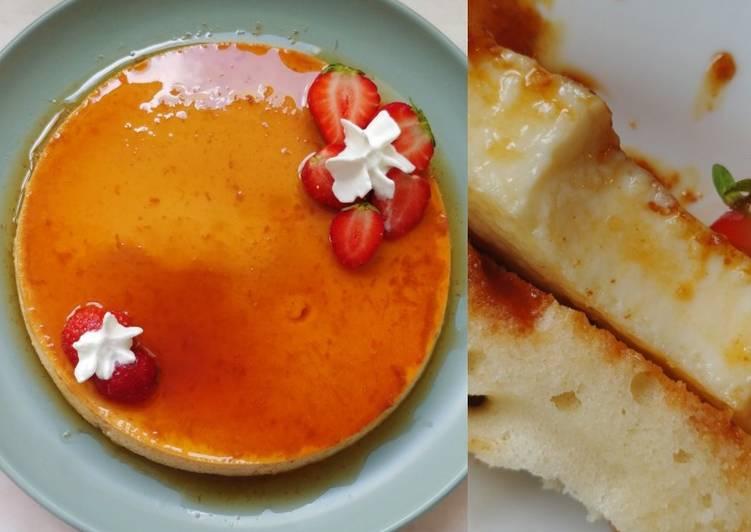 Recipe of Ultimate Spanish flan or Creme caramel